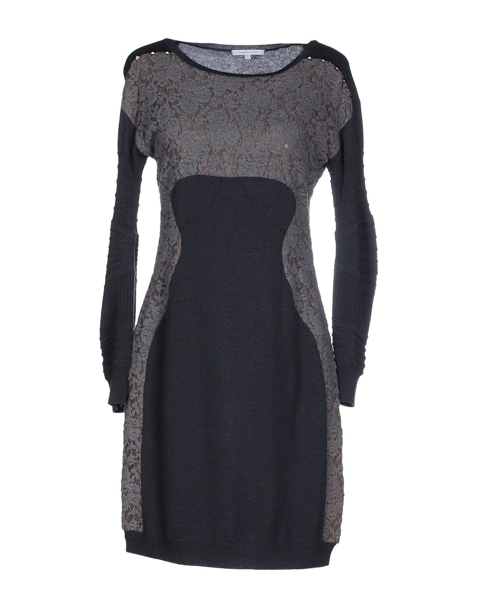 купить PATRIZIA PEPE Короткое платье по цене 11500 рублей