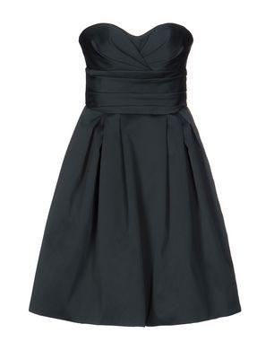 ARMANI COLLEZIONI Damen Kurzes Kleid Farbe Dunkelgrün Größe 5 Sale Angebote Pappenheim