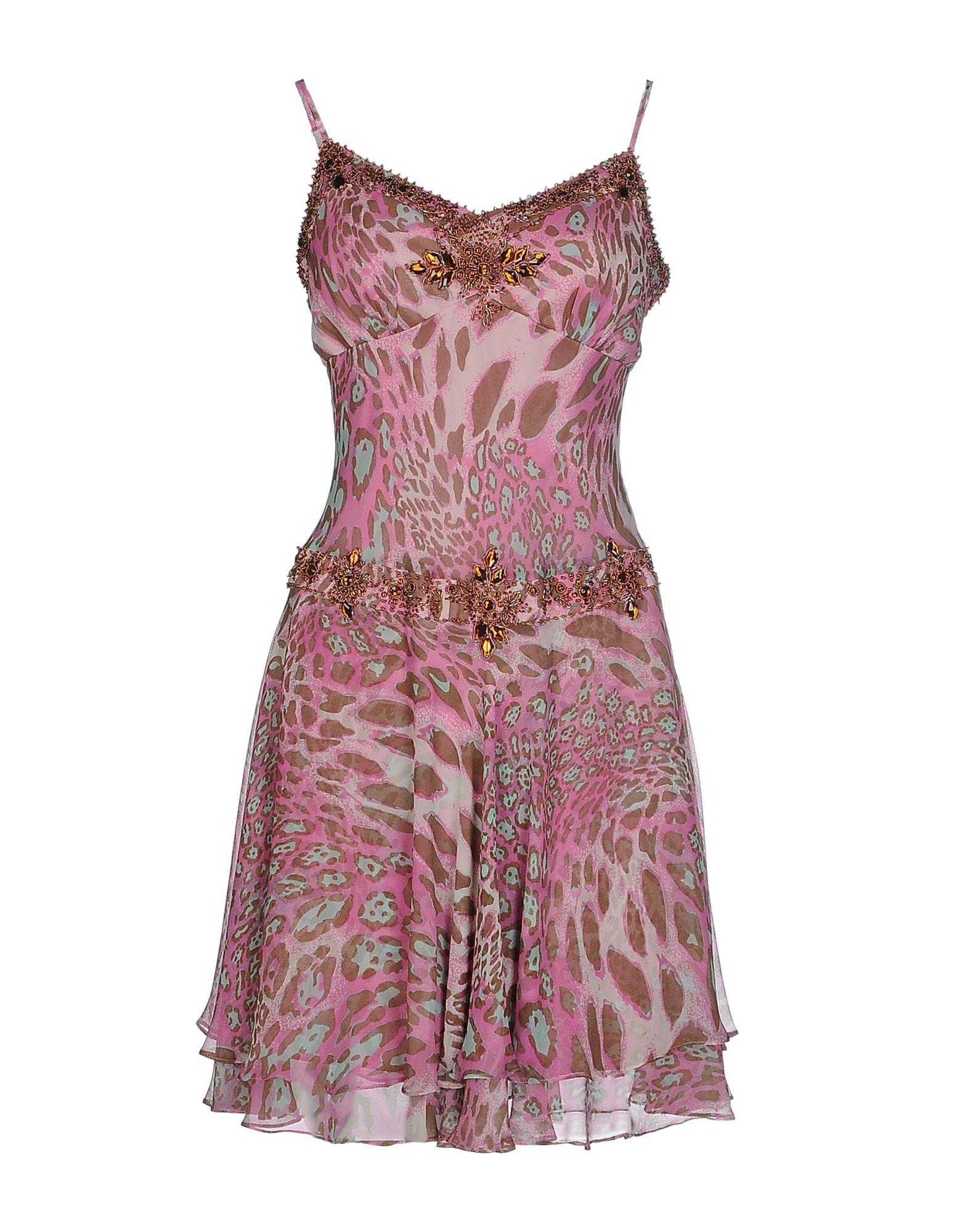 GIPSY MODE Короткое платье вибратор smile gipsy розовый