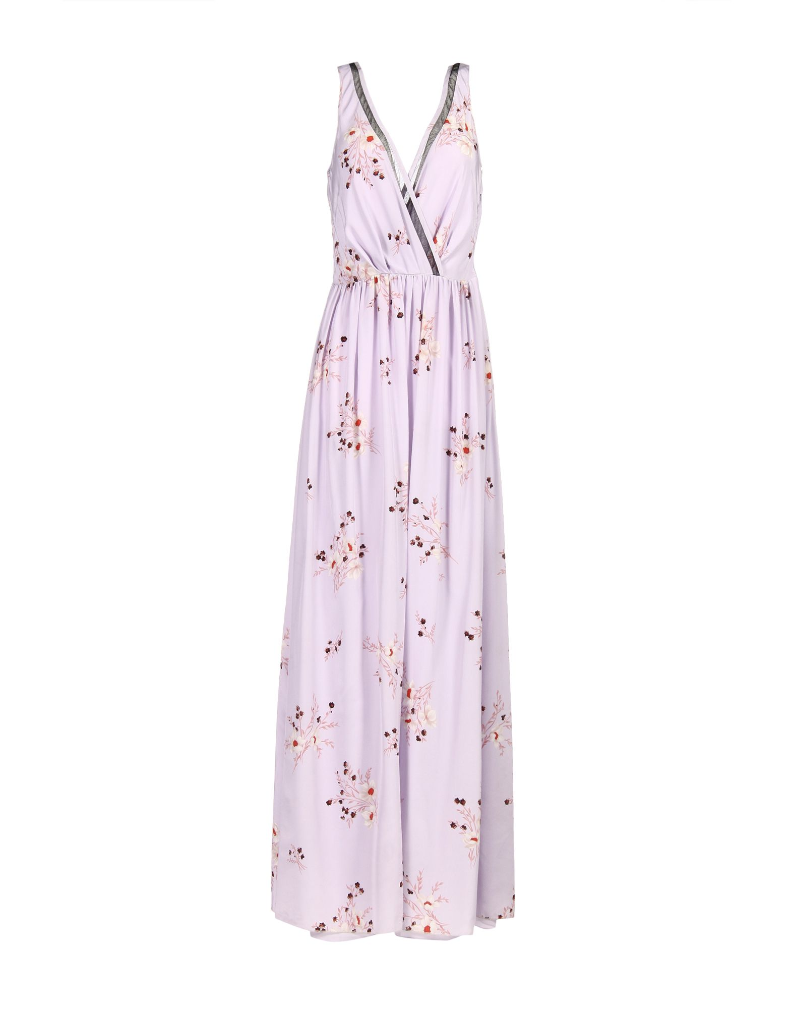 NINA RICCI Длинное платье frico cat c 3