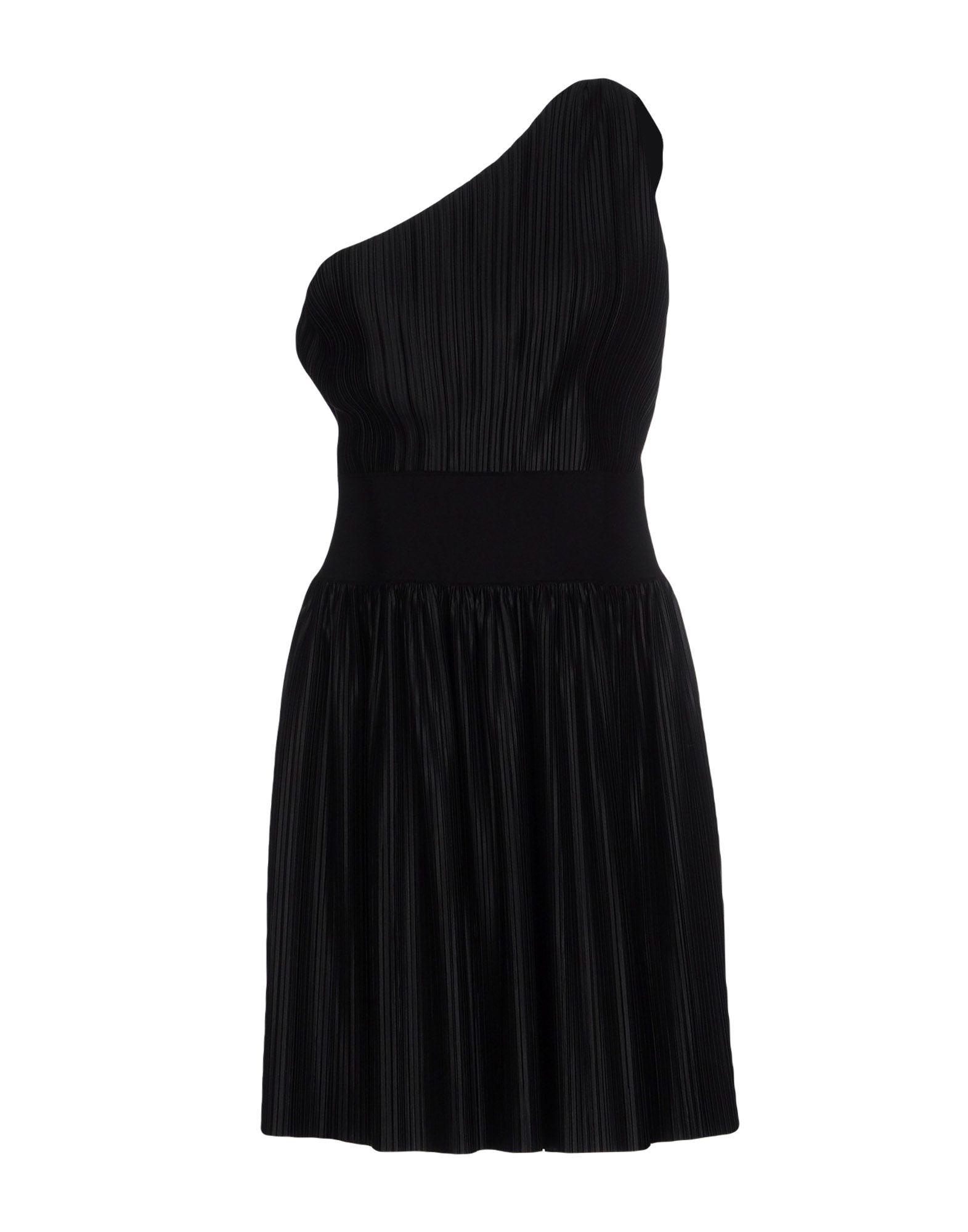 EMPORIO ARMANI Короткое платье lisa corti короткое платье