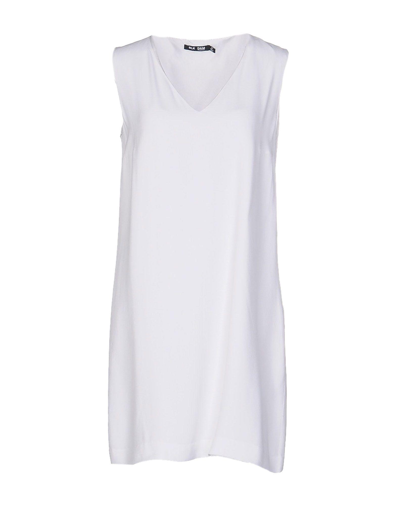 BLK DNM Короткое платье