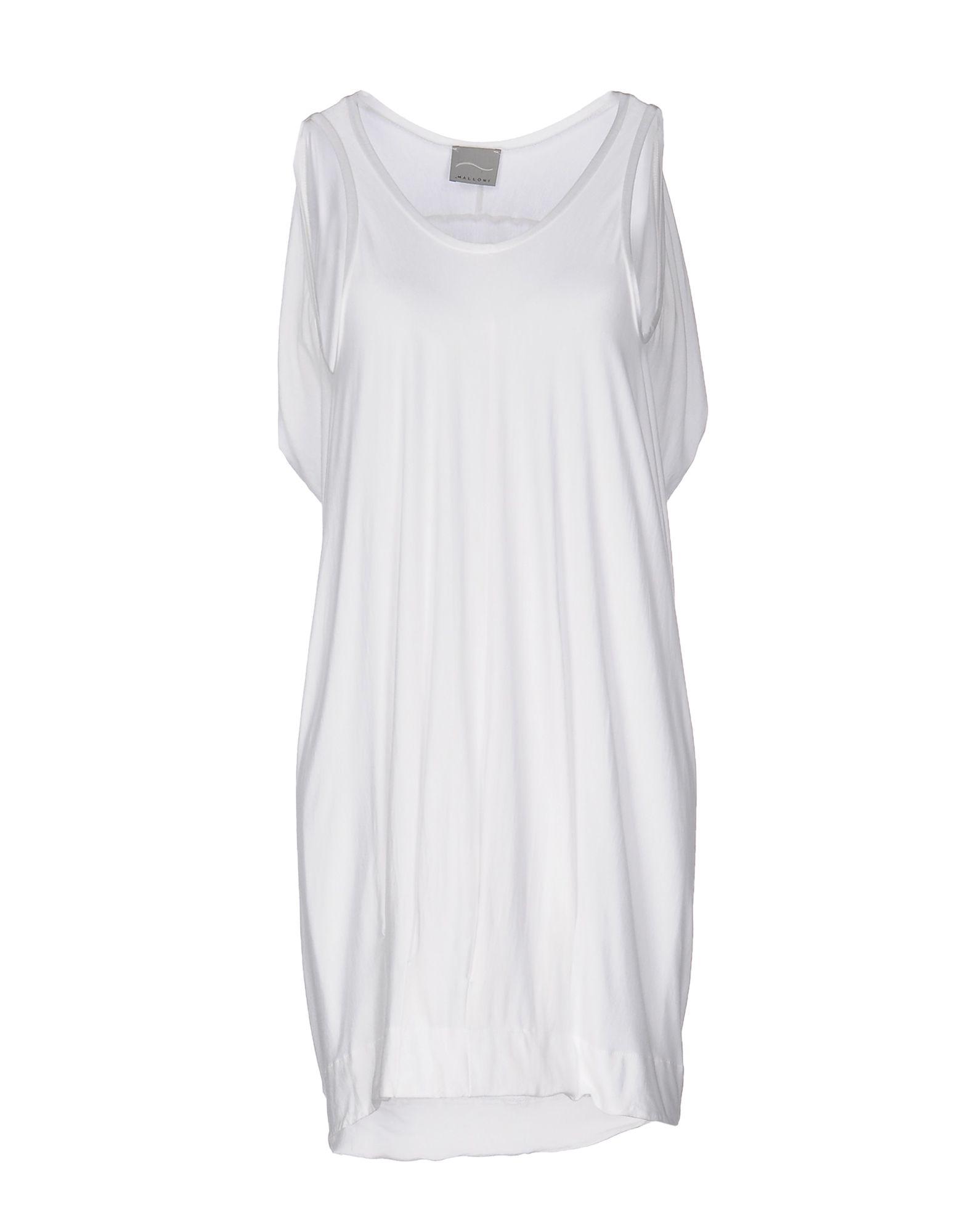 MALLONI Короткое платье цена 2017