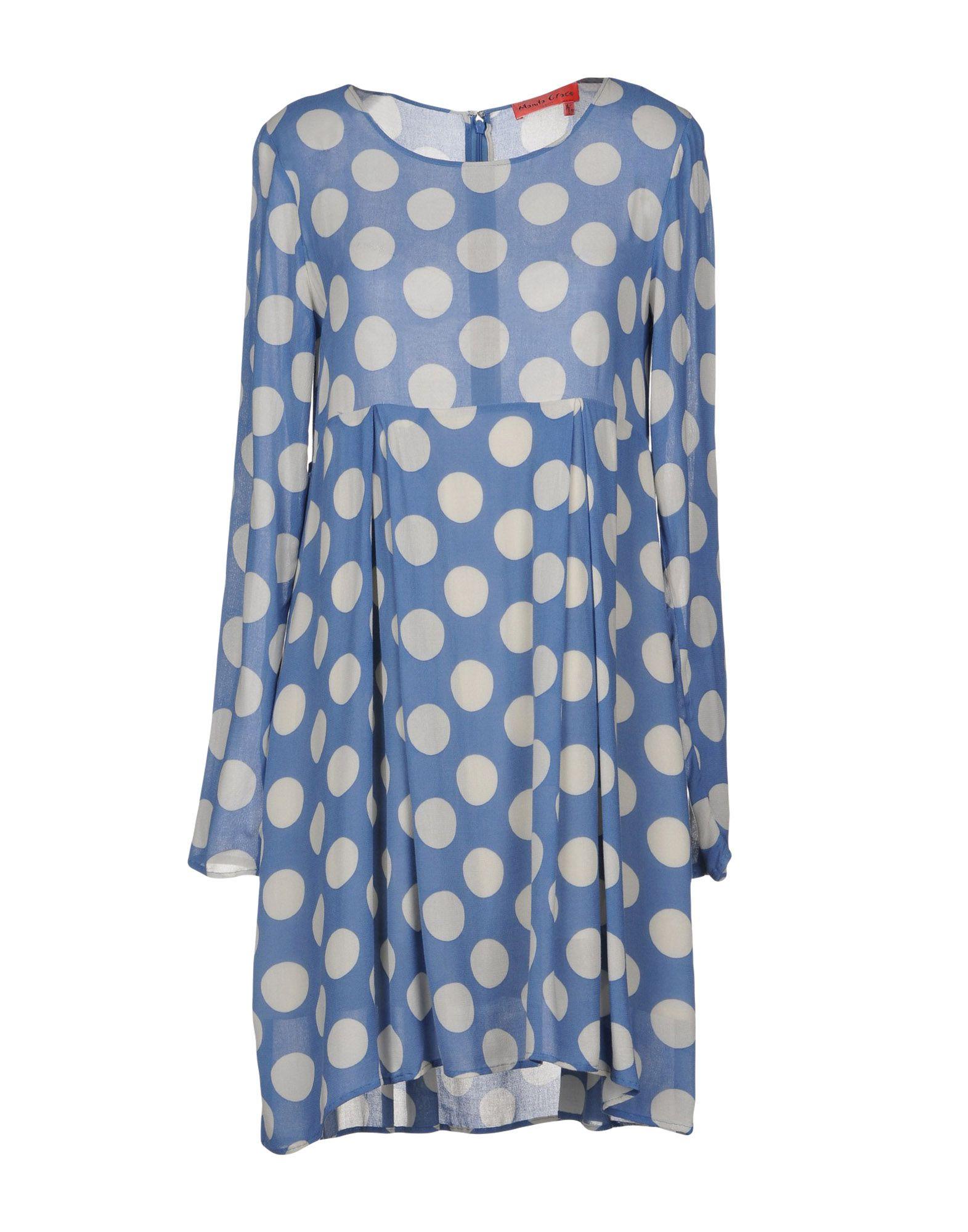 MANILA GRACE DENIM Короткое платье платья grace платье