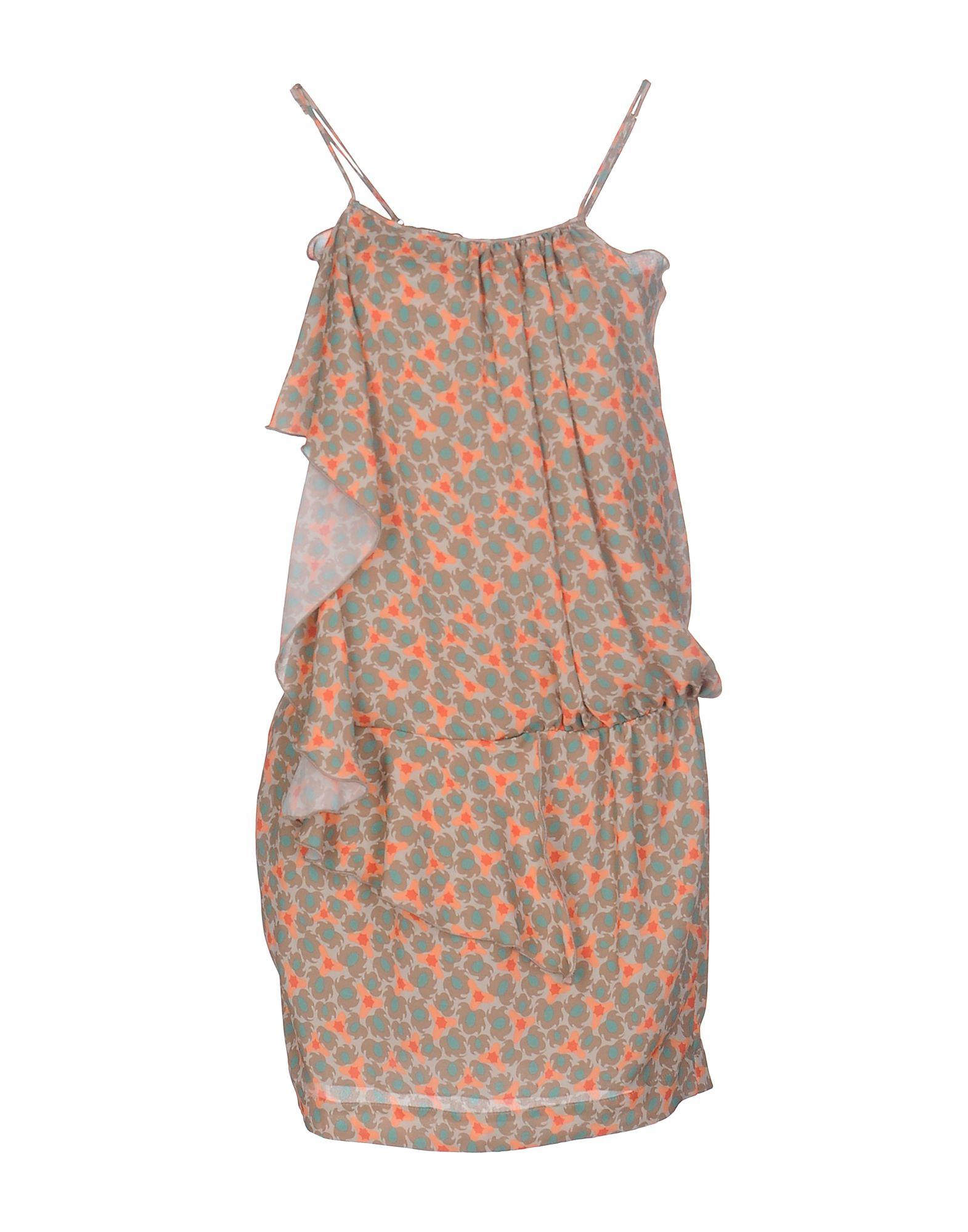 где купить GOLD CASE SOGNO Короткое платье по лучшей цене