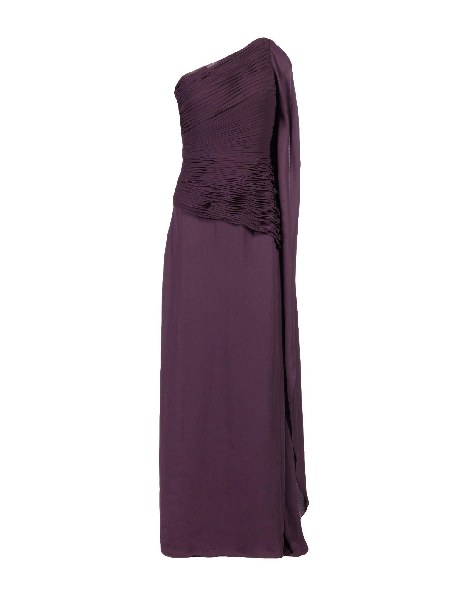 купить HALSTON HERITAGE Длинное платье по цене 6050 рублей