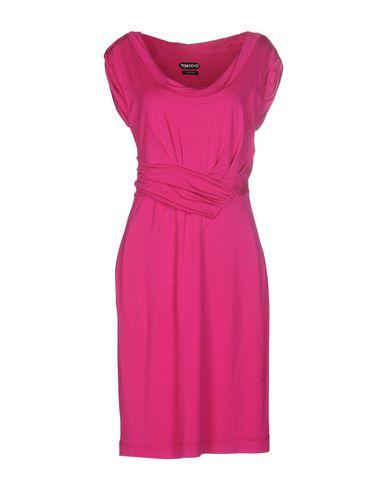 Платье до колена TOM FORD 34637983SA
