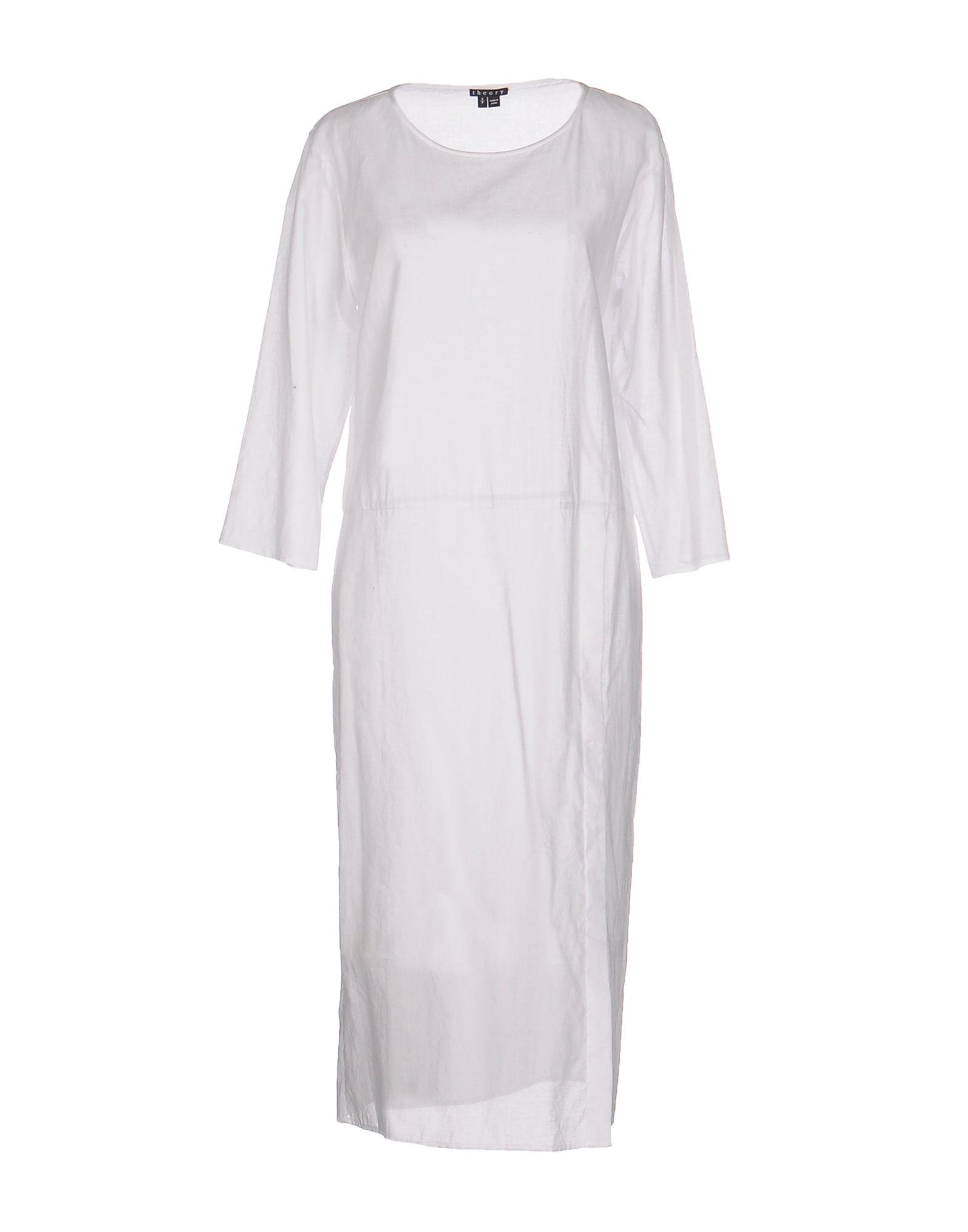 THEORY Платье длиной 3/4 lisa corti платье длиной 3 4