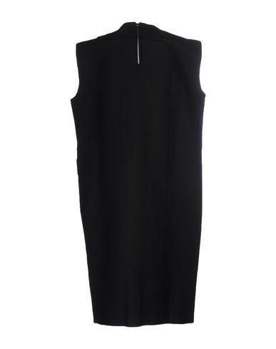 Фото 2 - Женское короткое платье SILENT DAMIR DOMA черного цвета