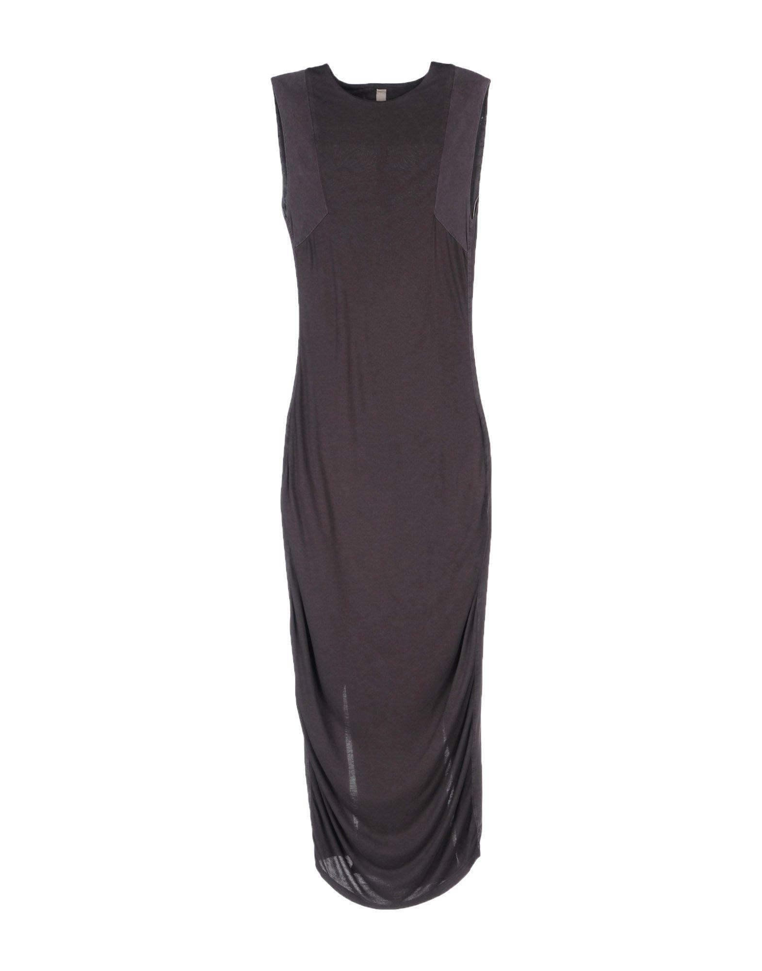 SILENT DAMIR DOMA Платье длиной 3/4 silent damir doma короткое платье
