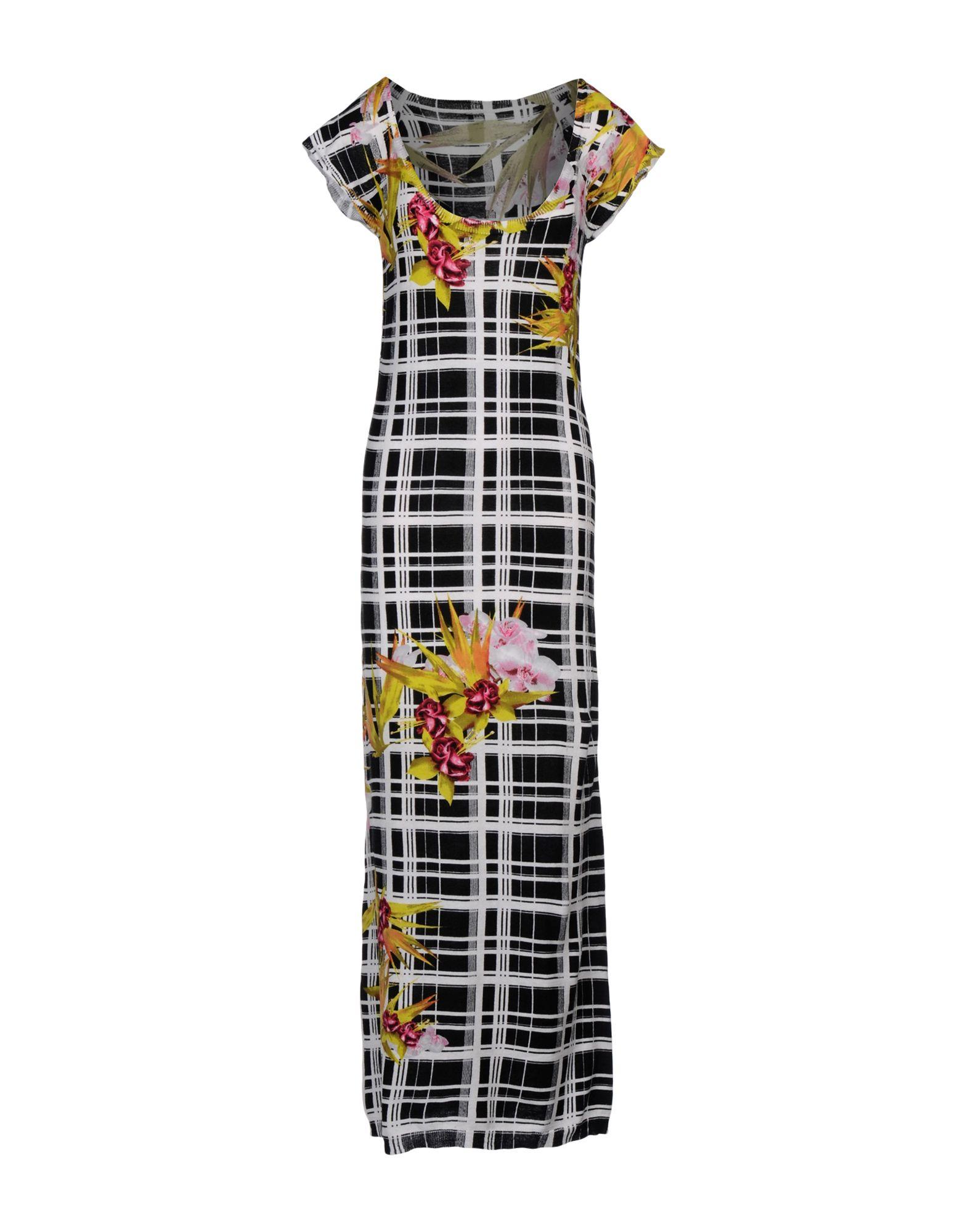 PINKO TAG Платье длиной 3/4 pinko tag короткое платье