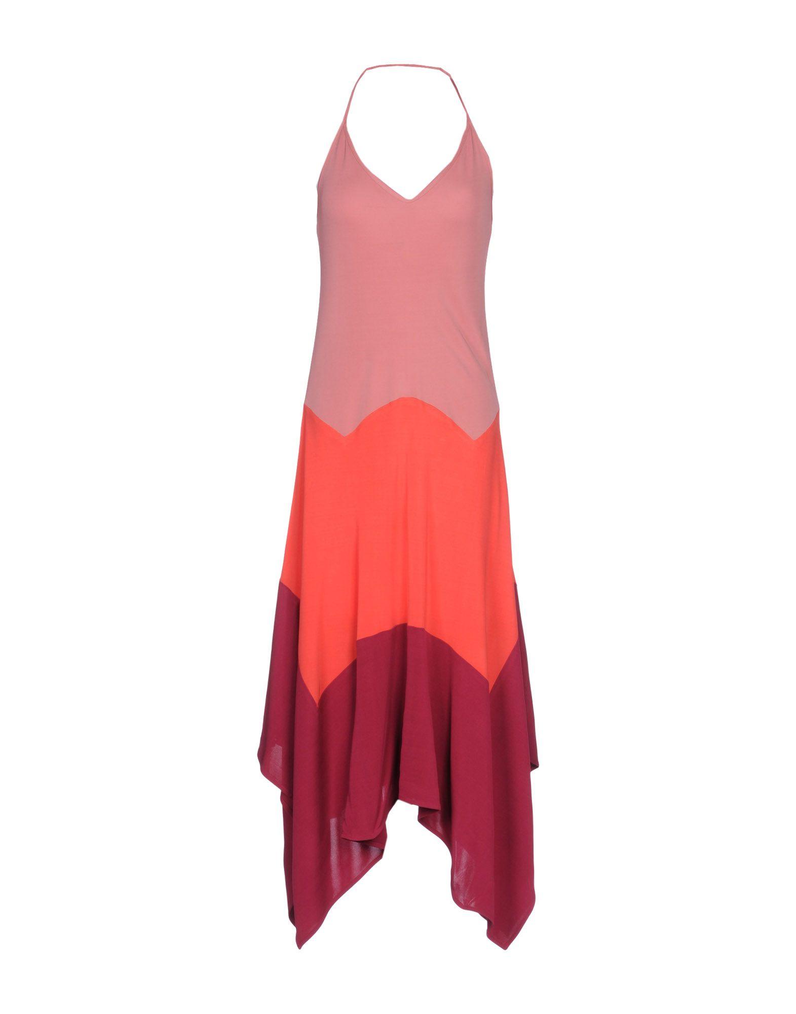 где купить  HAUTE HIPPIE Платье длиной 3/4  по лучшей цене