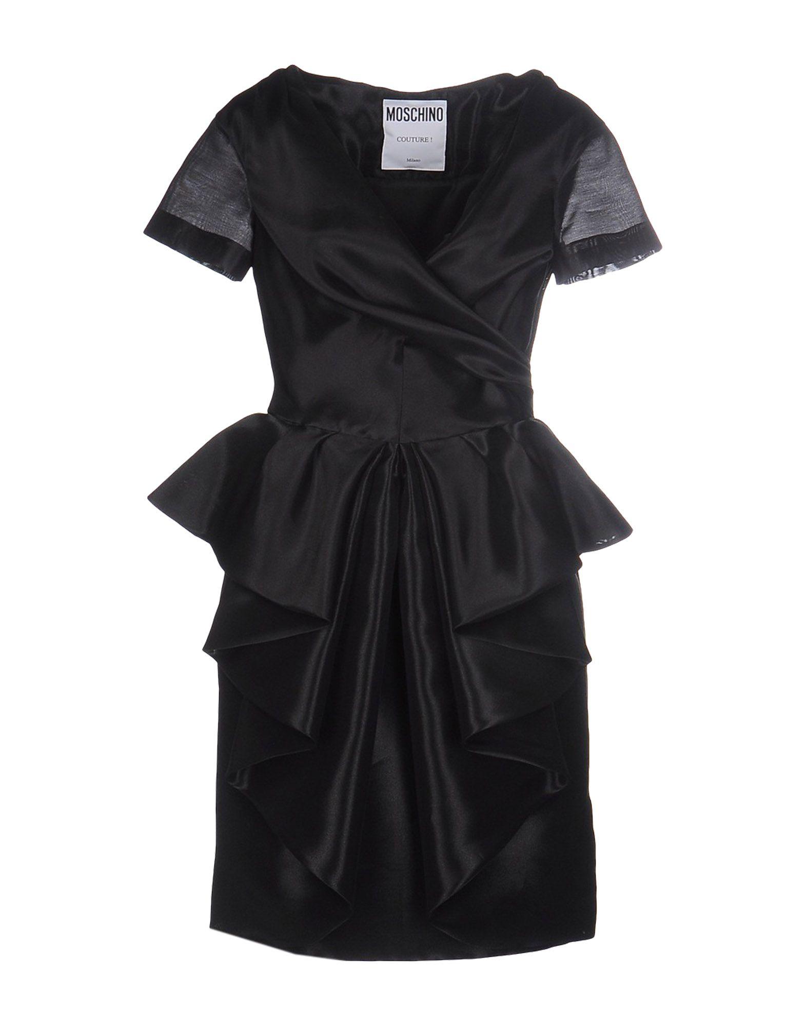 MOSCHINO Короткое платье цена 2017