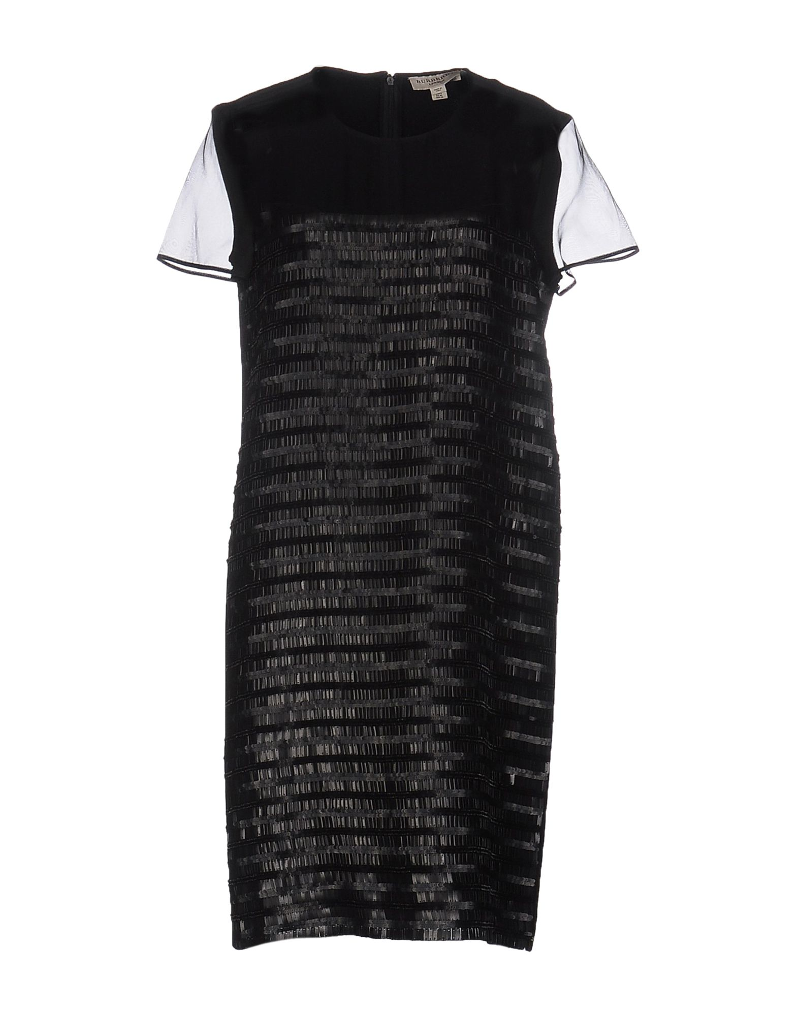BURBERRY LONDON Короткое платье burberry кружевное платье