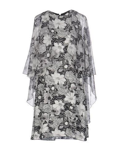 Фото - Женское короткое платье GAMBA черного цвета