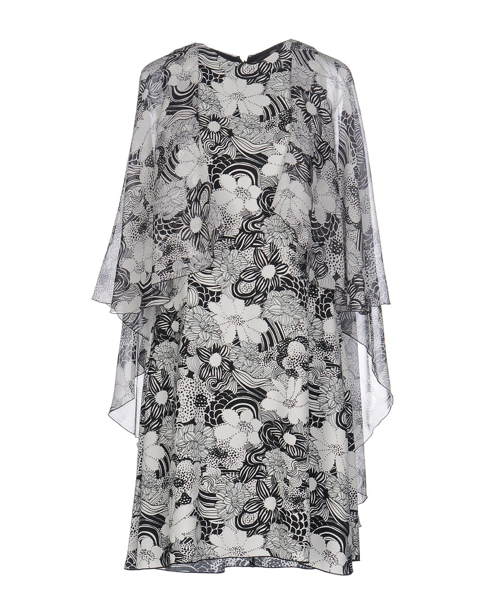 GAMBA Короткое платье недорго, оригинальная цена