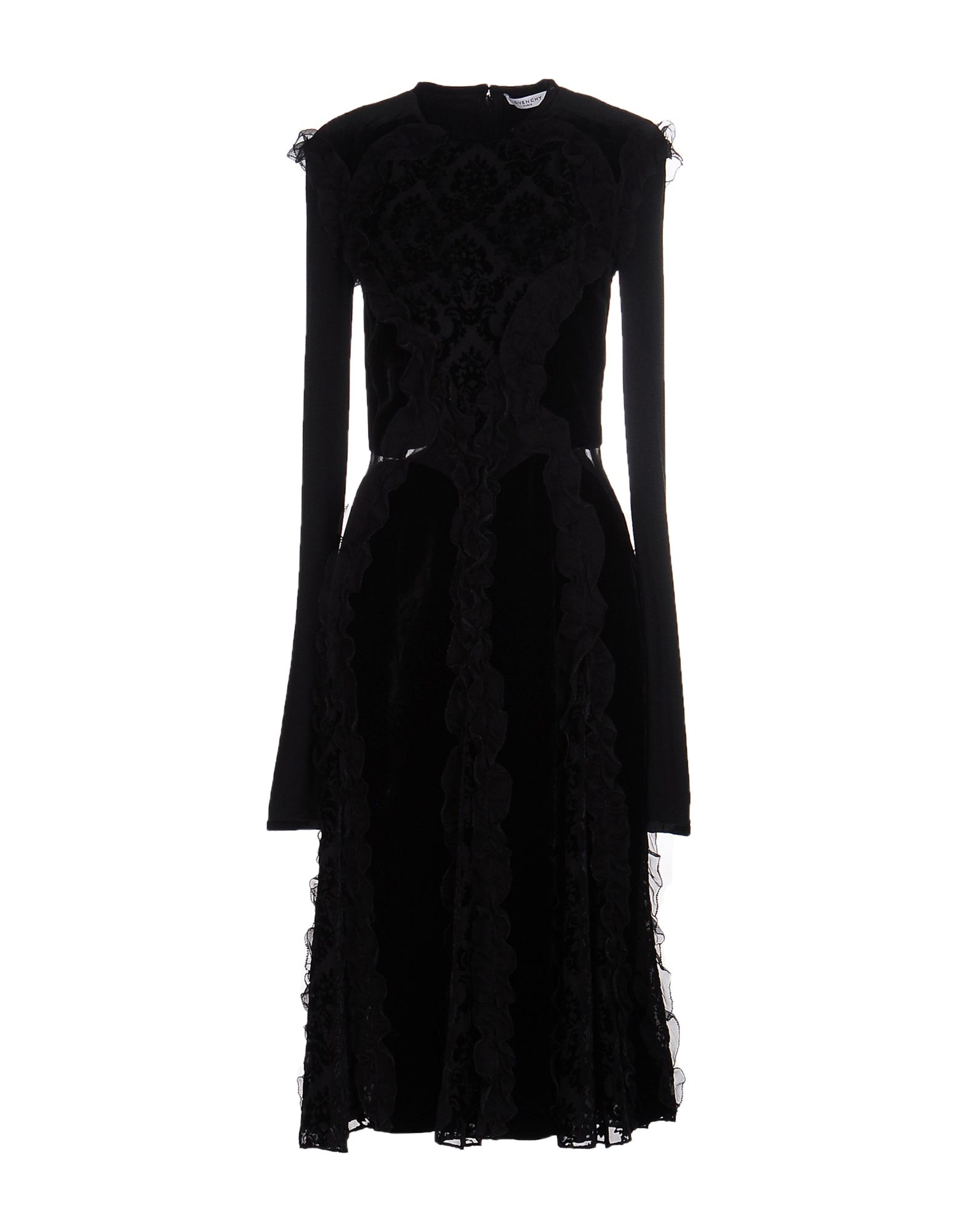 GIVENCHY Платье до колена paolo casalini платье до колена