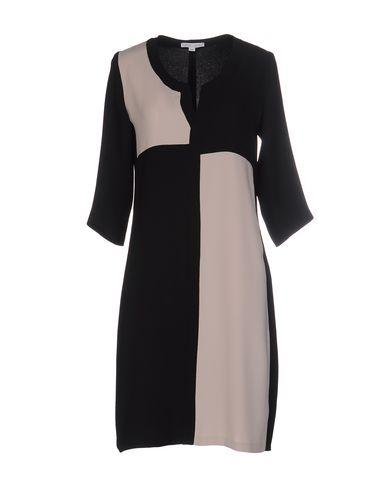 Фото - Женское короткое платье DRESS ADDICT черного цвета