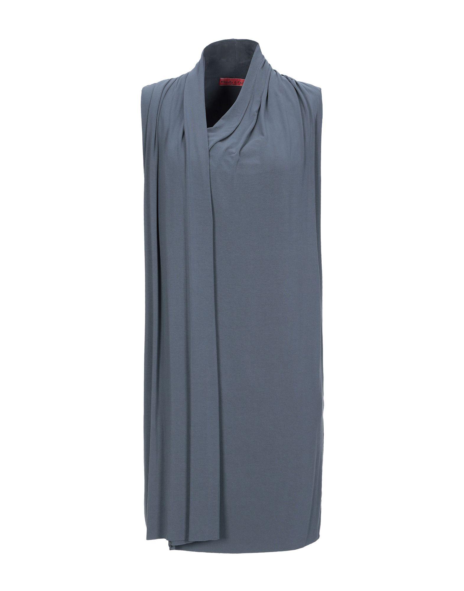 MANILA GRACE DENIM Короткое платье manila grace denim короткое платье