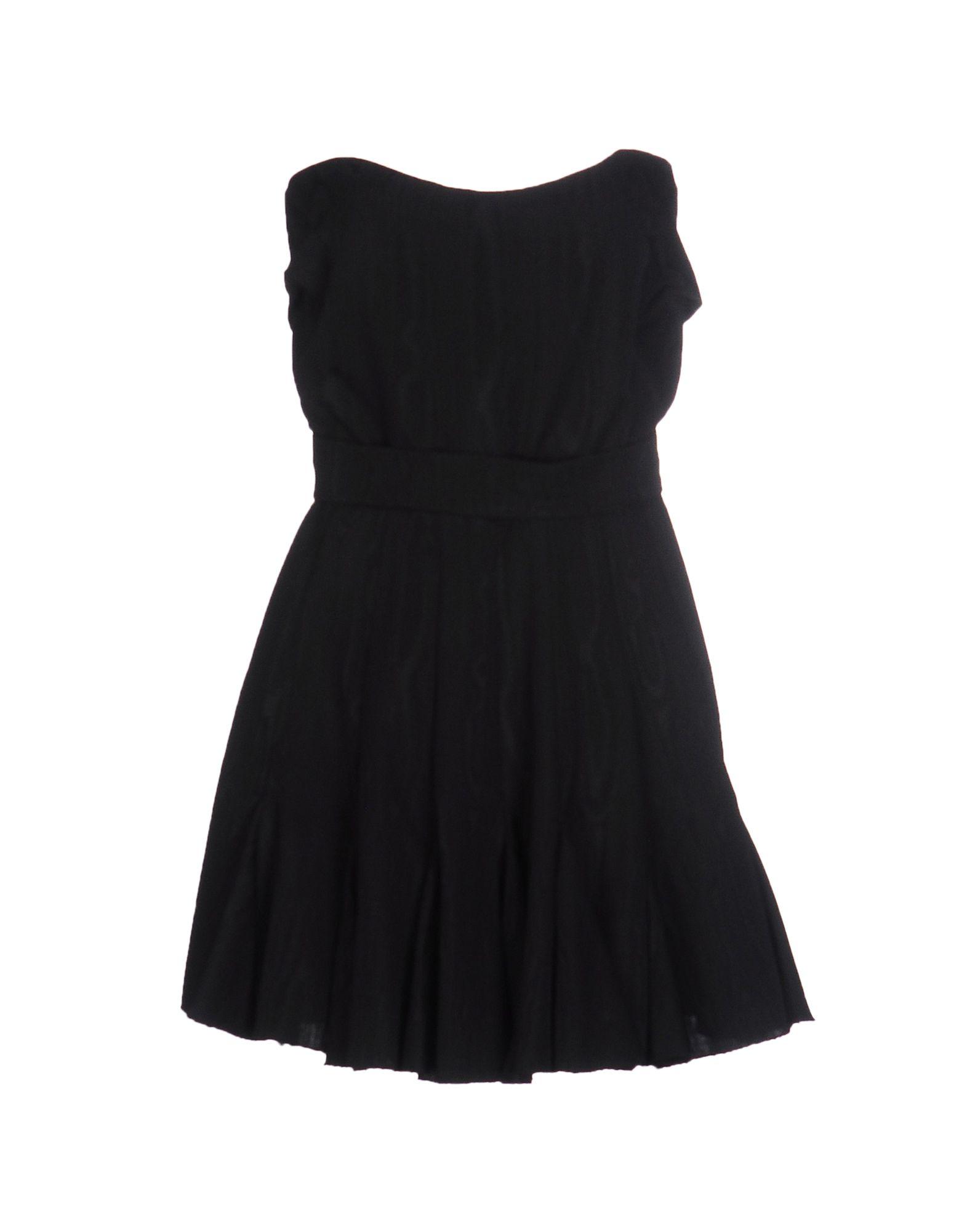 цена  ANGELOS FRENTZOS Короткое платье  онлайн в 2017 году