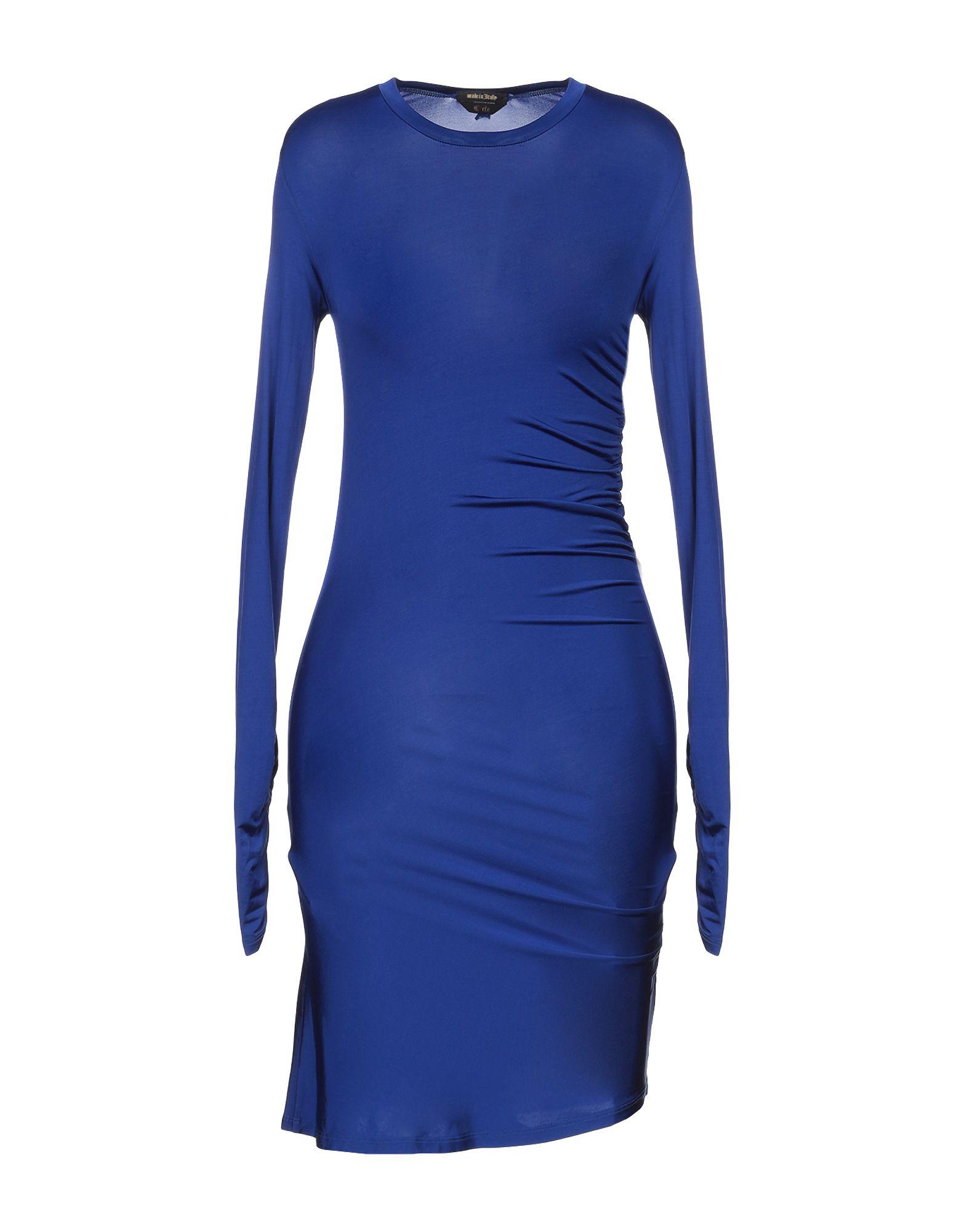 CYCLE Короткое платье makoday шерстяное платье футляр