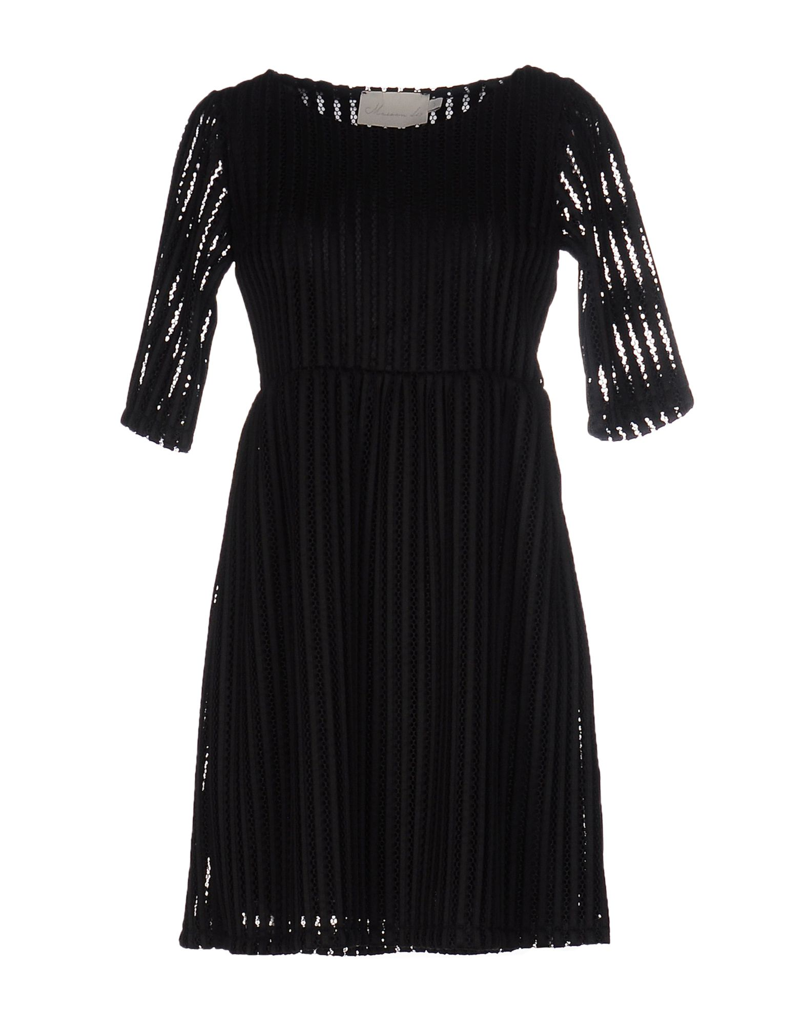 MAISON DIX Короткое платье цены онлайн