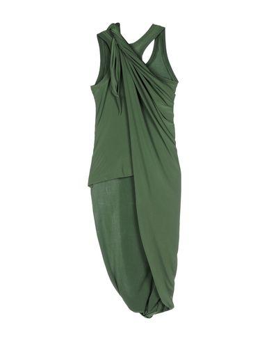 Фото 2 - Женскую майку  зеленого цвета
