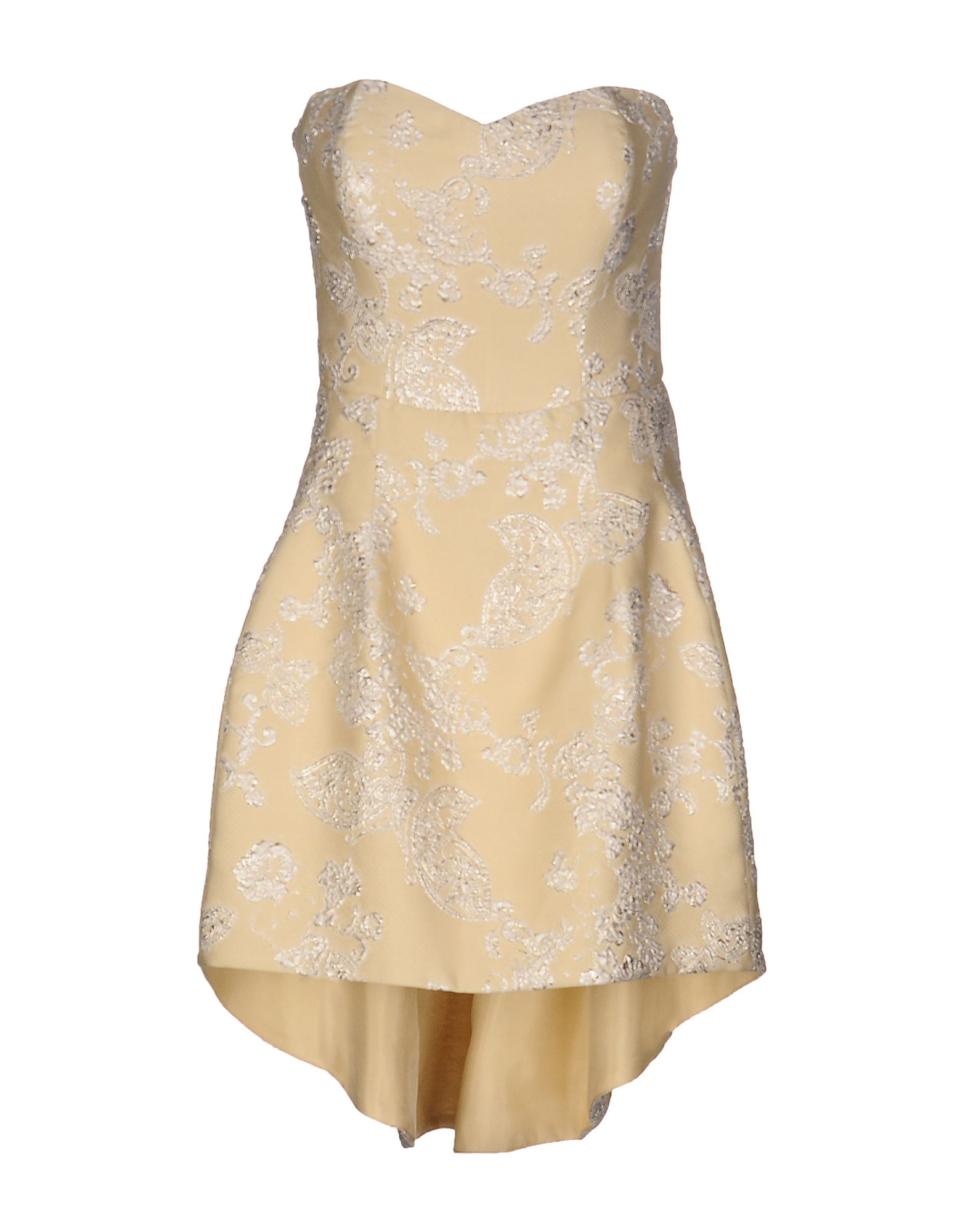 FRANCESCA PICCINI Короткое платье francesca piccini пуховик 132511