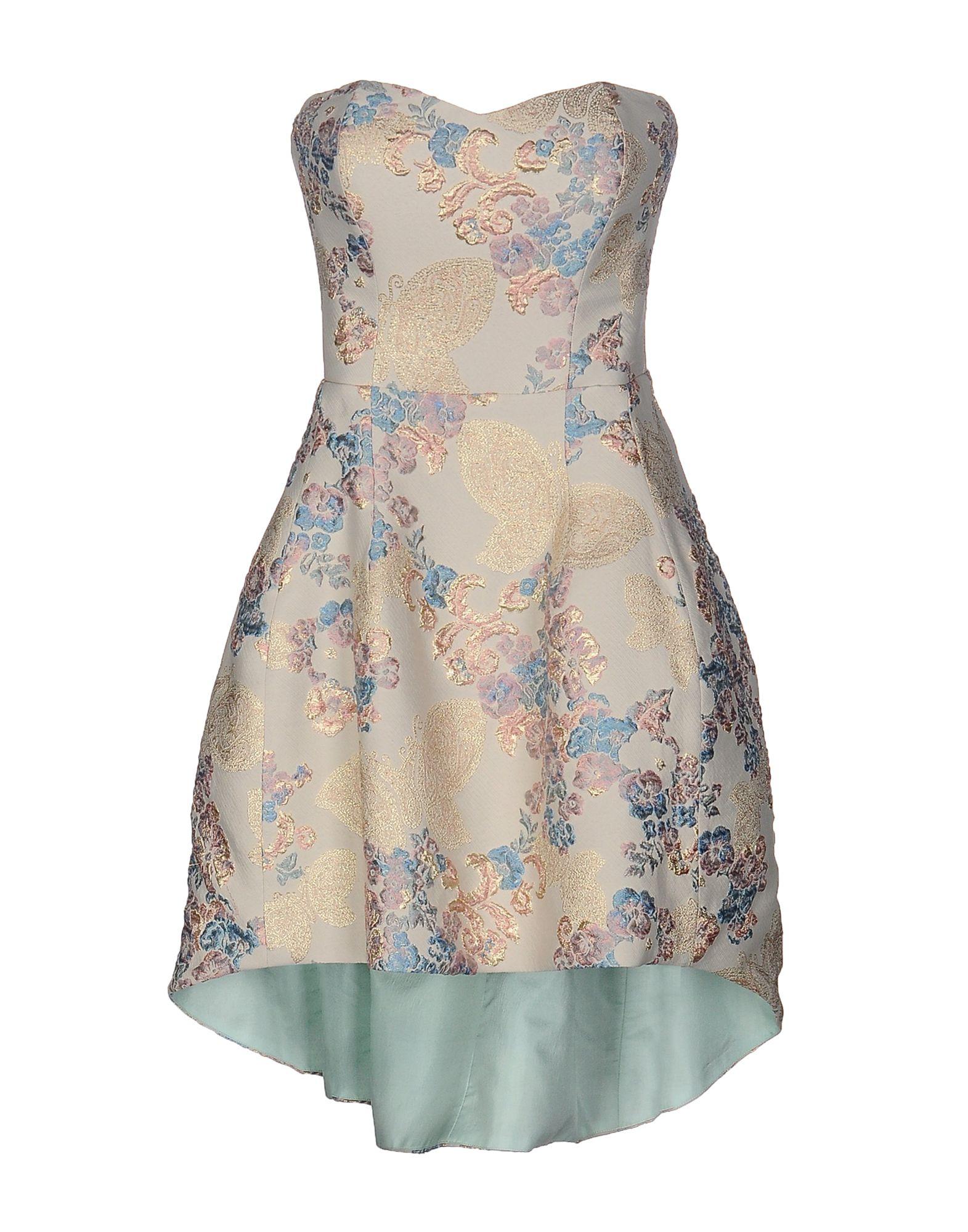 FRANCESCA PICCINI Короткое платье