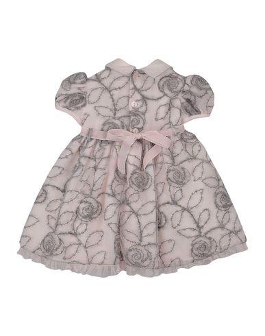 ALETTA Baby Kleid Hellrosa Größe 6 50% Wolle 40% Acryl 10% Polyamid