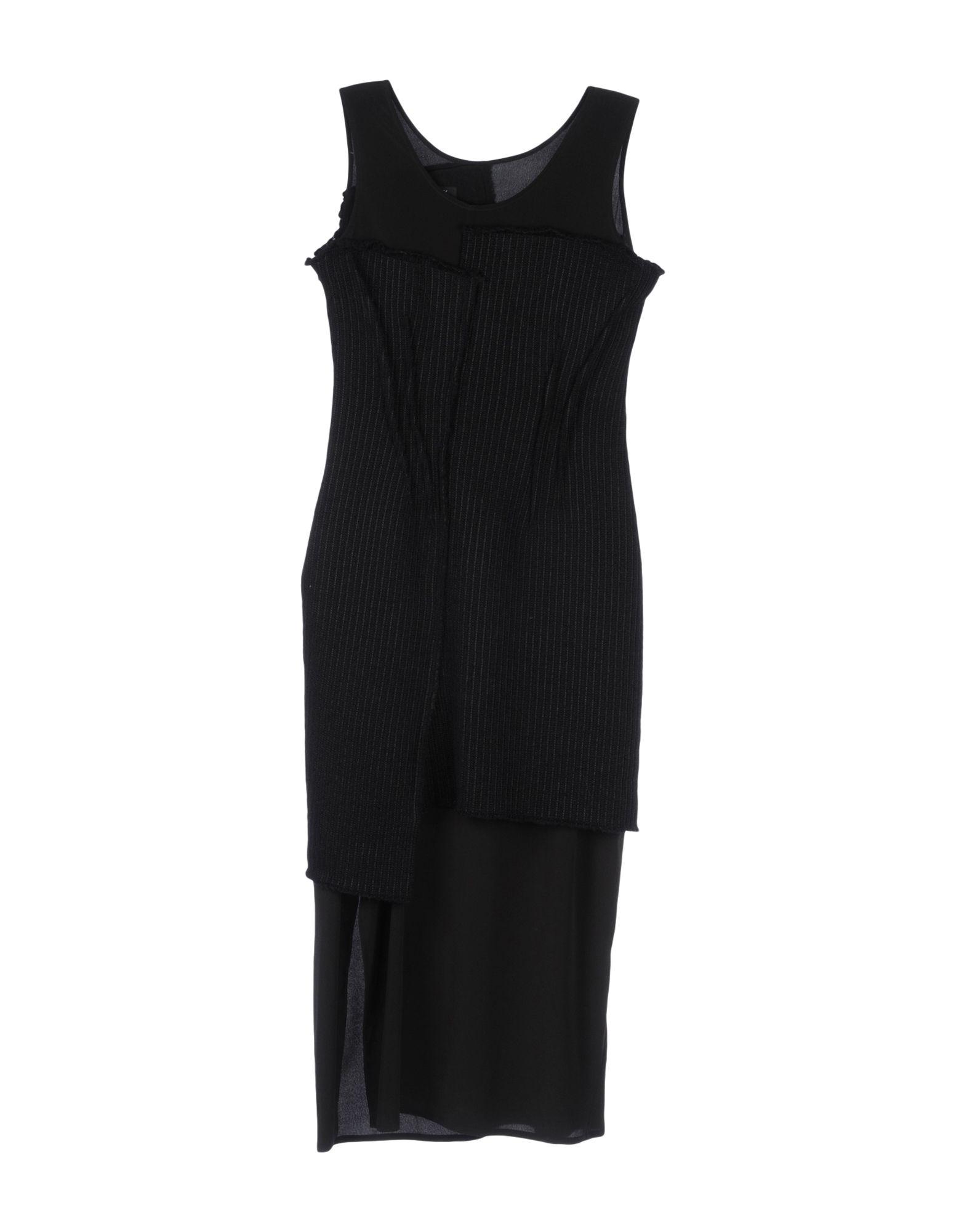 MICHIKO by Y'S Платье длиной 3/4 lisa corti платье длиной 3 4