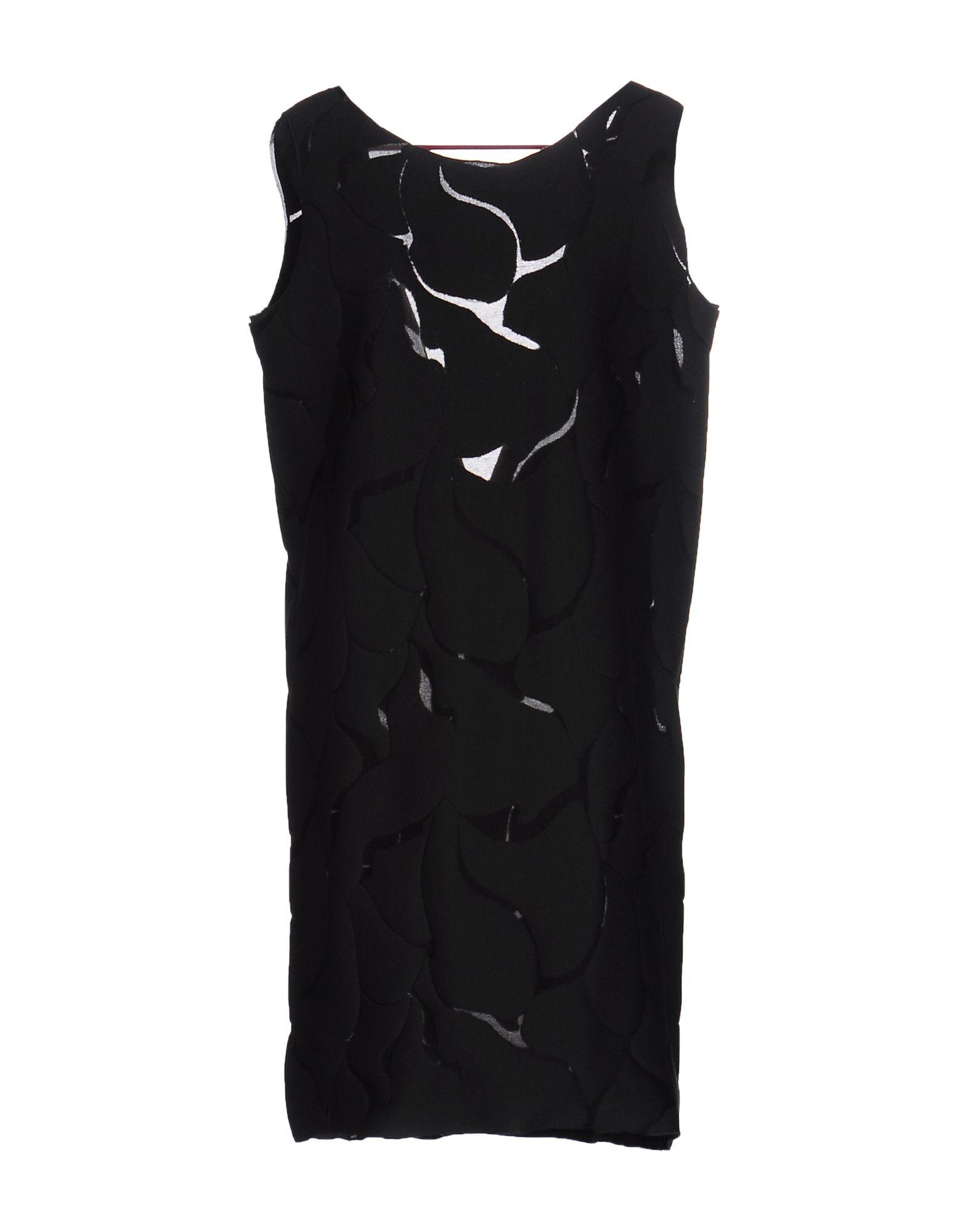 CARLO CONTRADA Короткое платье carlo contrada юбка длиной 3 4