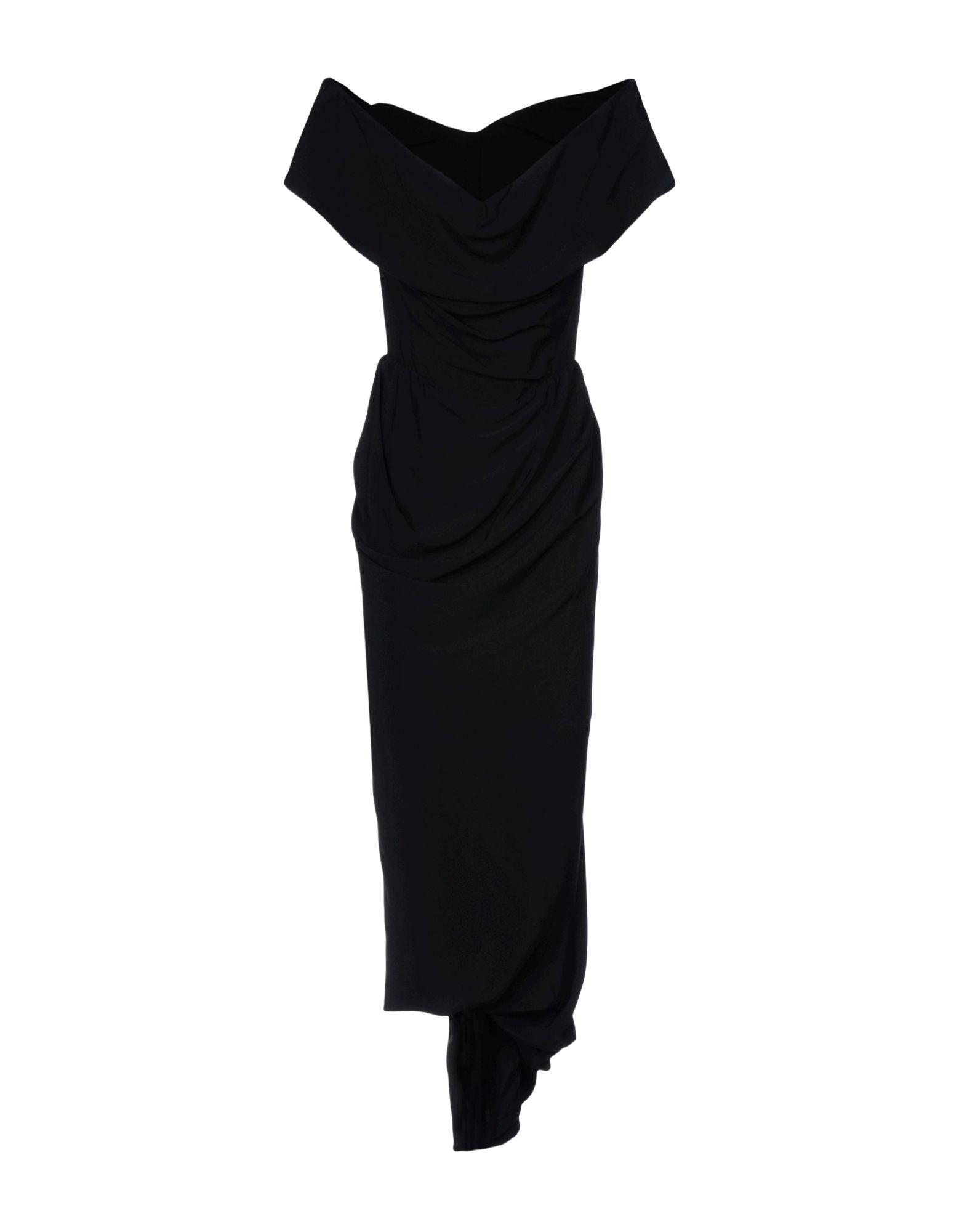Фото - VIVIENNE WESTWOOD RED LABEL Платье длиной 3/4 vivienne westwood red label длинное платье
