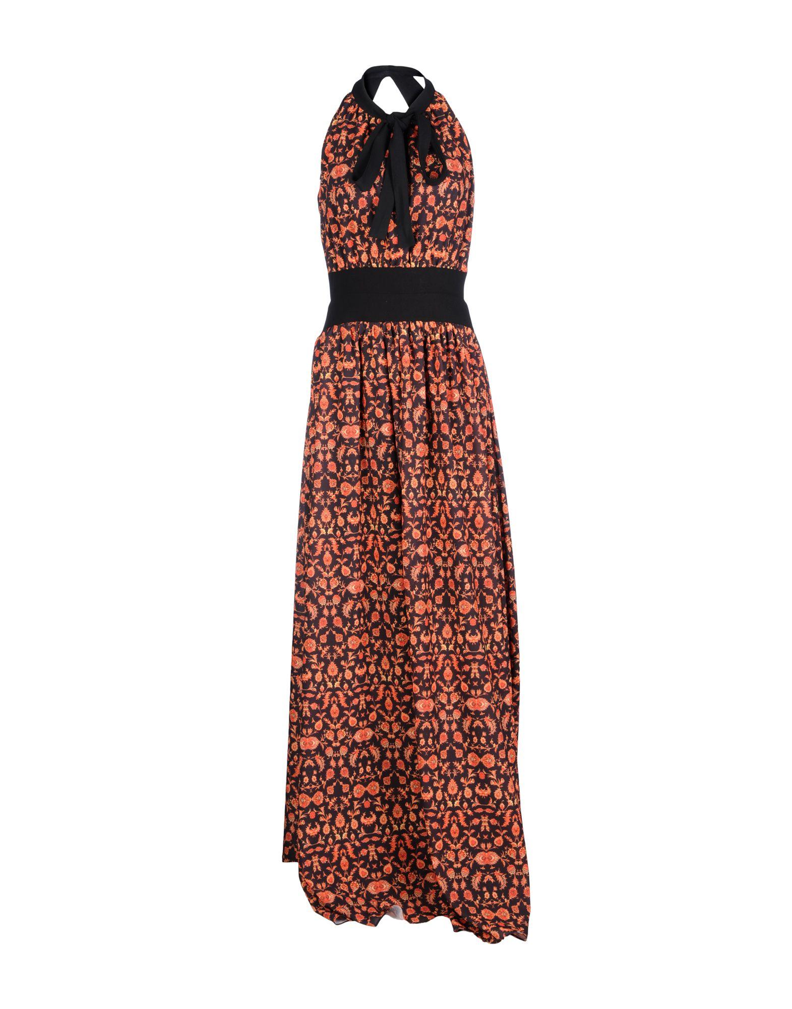 HEFTY Длинное платье цена 2017