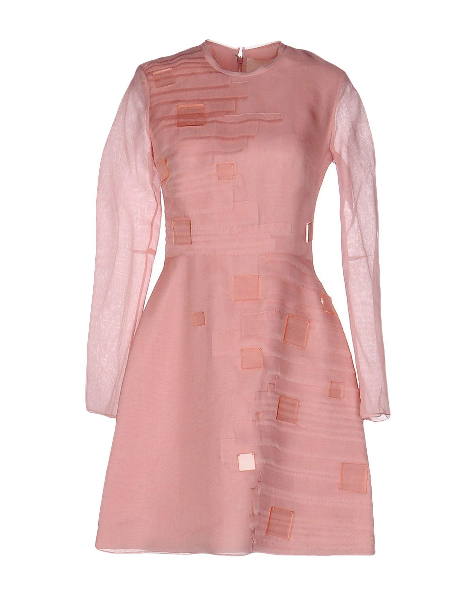 ROKSANDA Короткое платье roksanda короткое платье