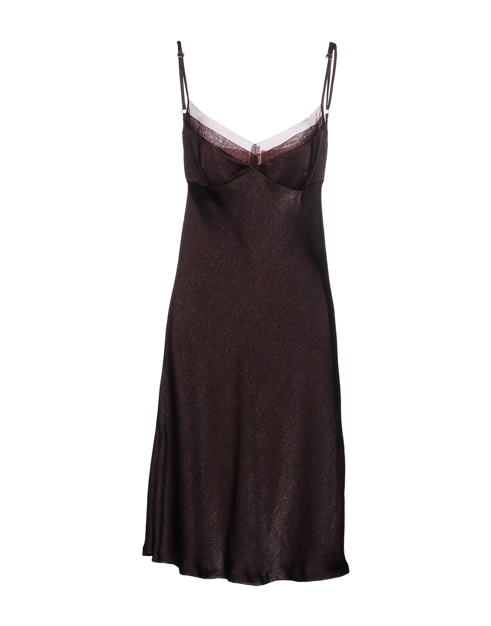 MASSIMO E DANIELE Платье до колена цена 2017