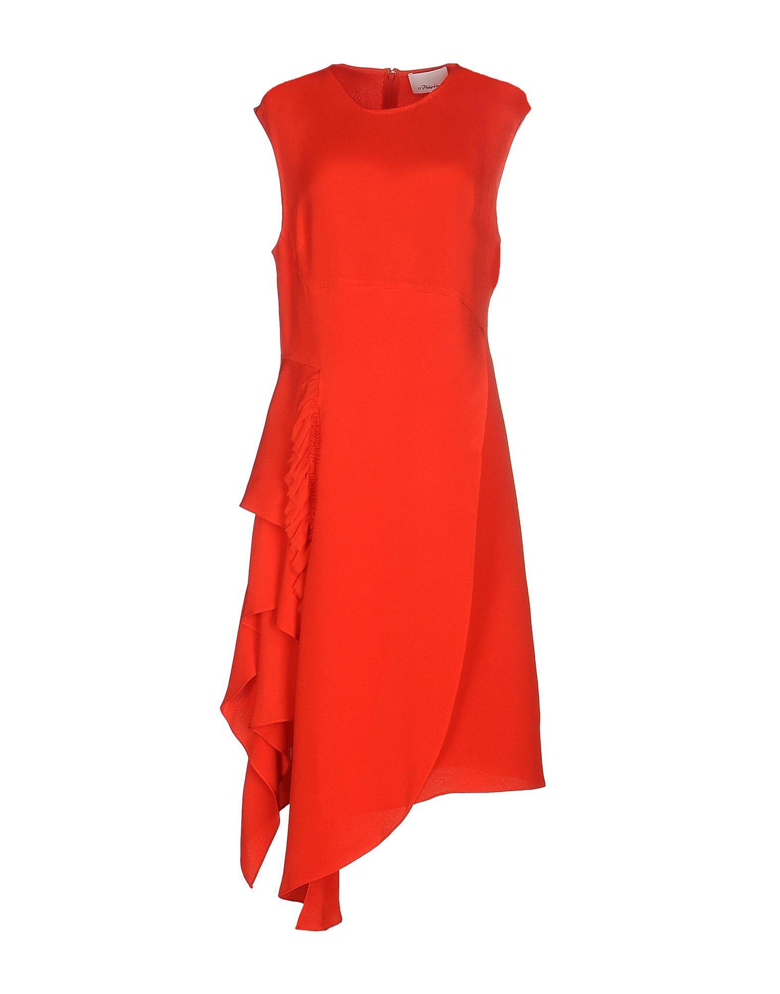 3.1 PHILLIP LIM Платье длиной 3/4 3 1 phillip lim w15021853767