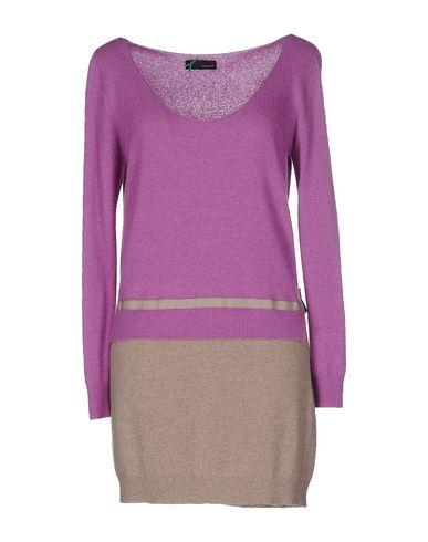 Фото - Женское короткое платье VANISÉ розовато-лилового цвета
