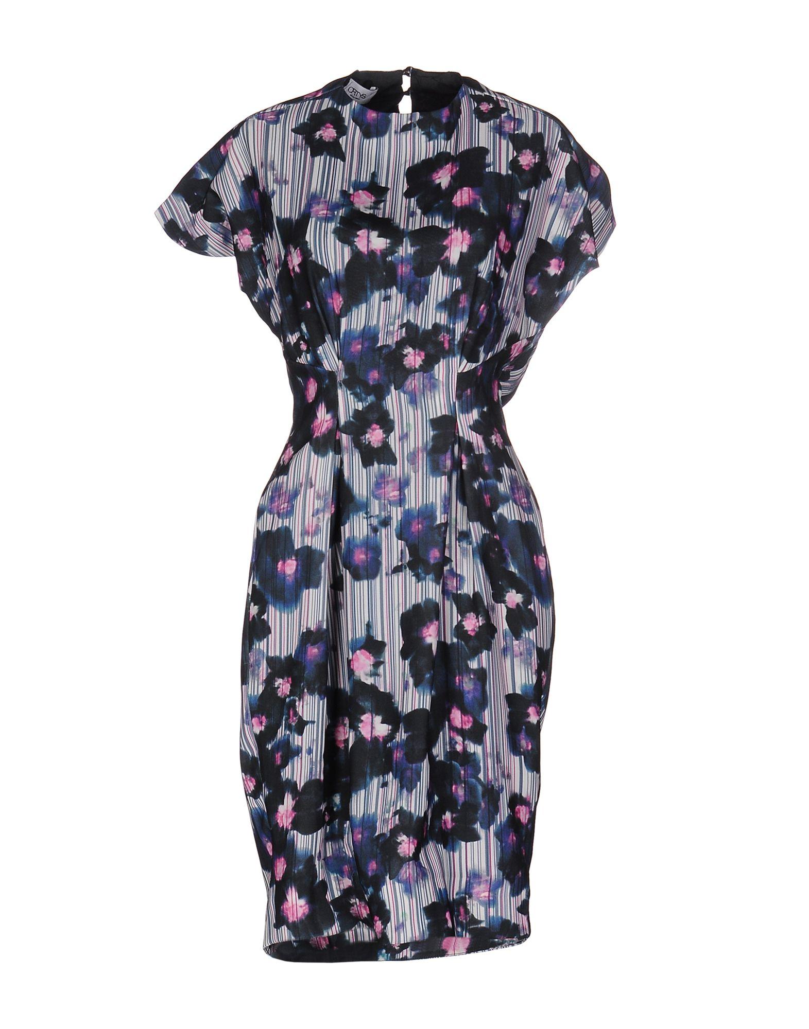 цены на ORTYS OFFICINA MILANO Платье до колена в интернет-магазинах