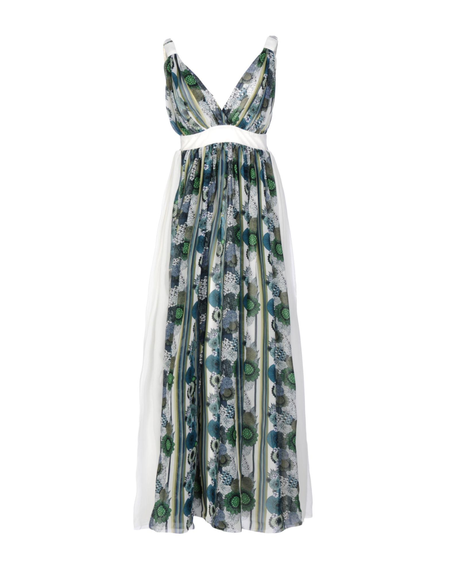цены на ORTYS OFFICINA MILANO Длинное платье в интернет-магазинах