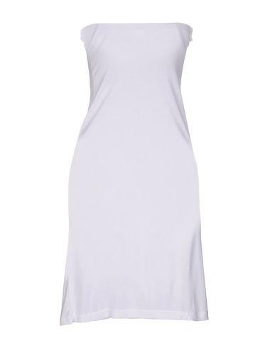Фото - Женское короткое платье JE SUIS LE FLEUR белого цвета