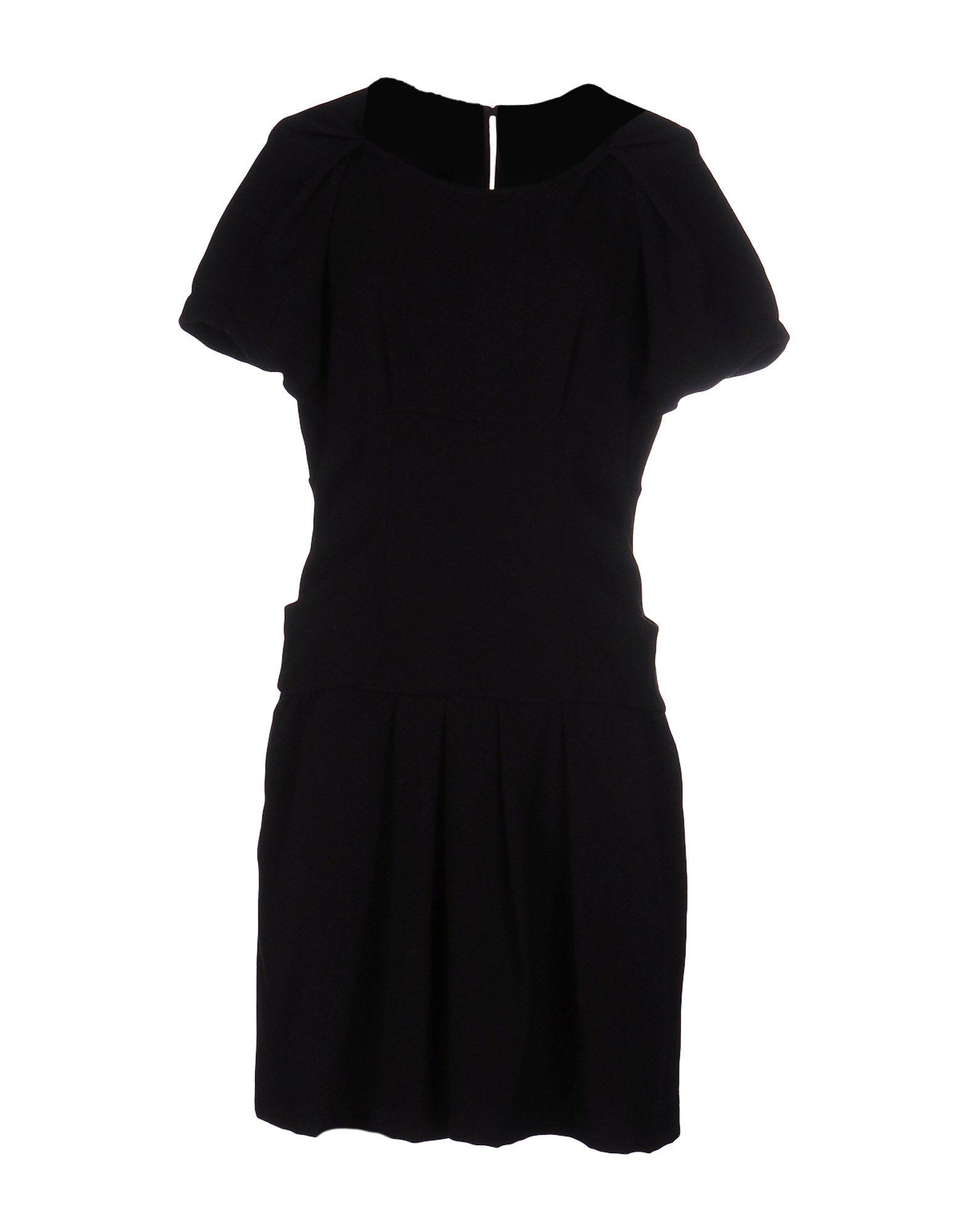 цена MAISON DES REVES Короткое платье онлайн в 2017 году