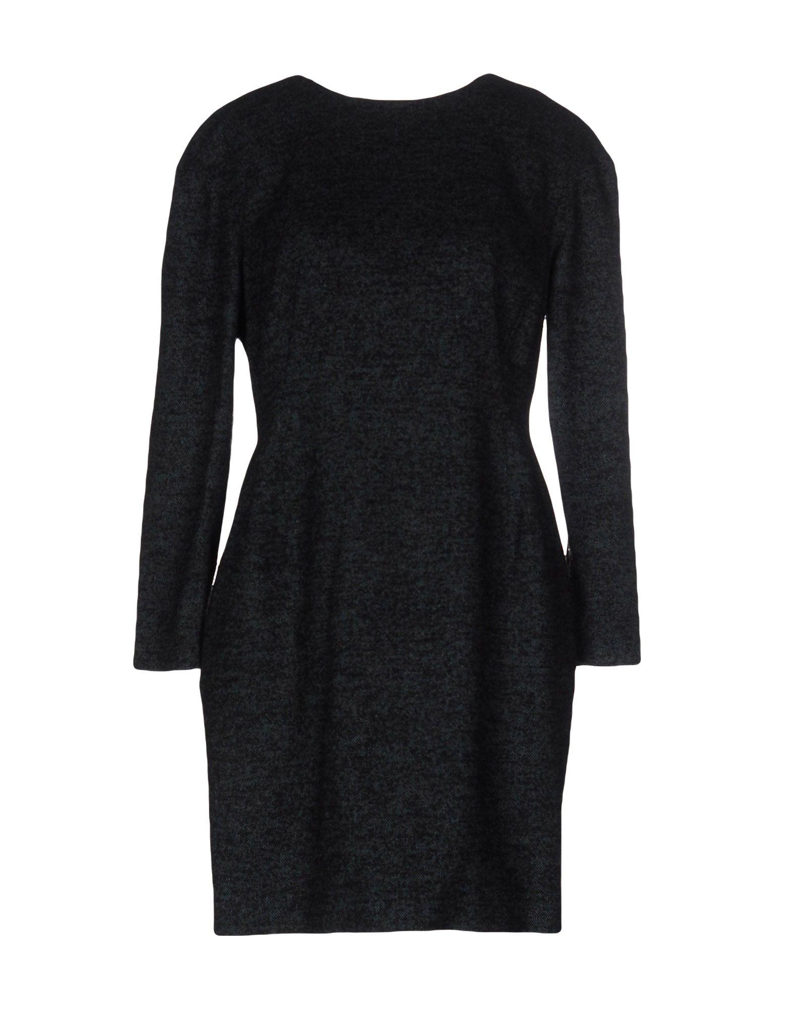 GIULIANO FUJIWARA Короткое платье цена 2017