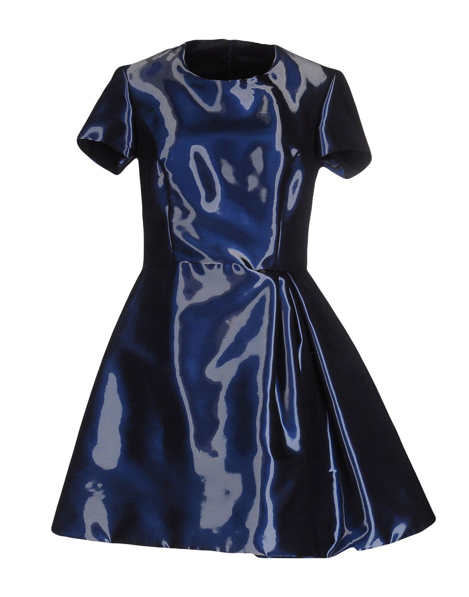IO COUTURE Короткое платье ene io kb926qf co kb926qf b1