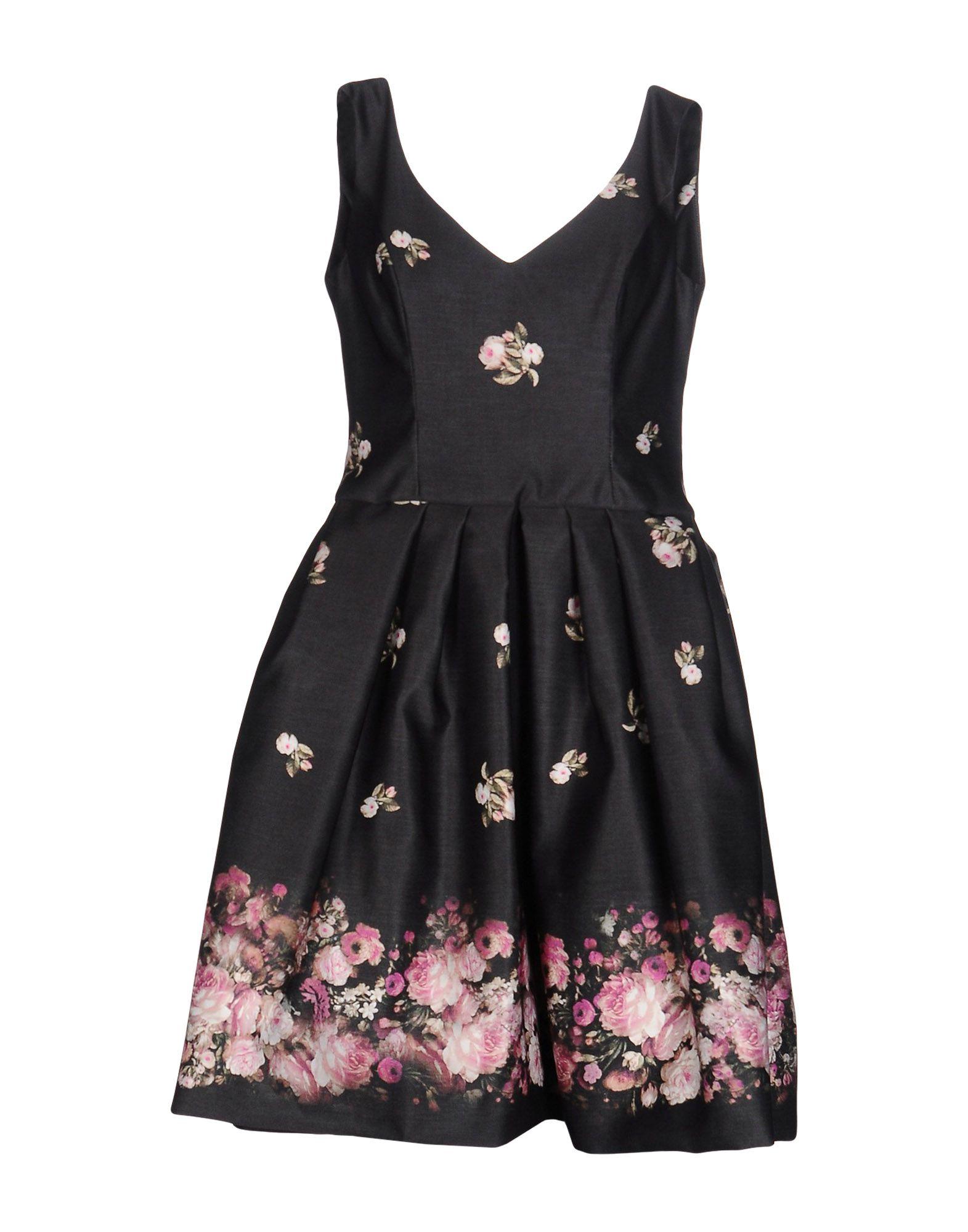 IO COUTURE Короткое платье moschino couture короткое платье