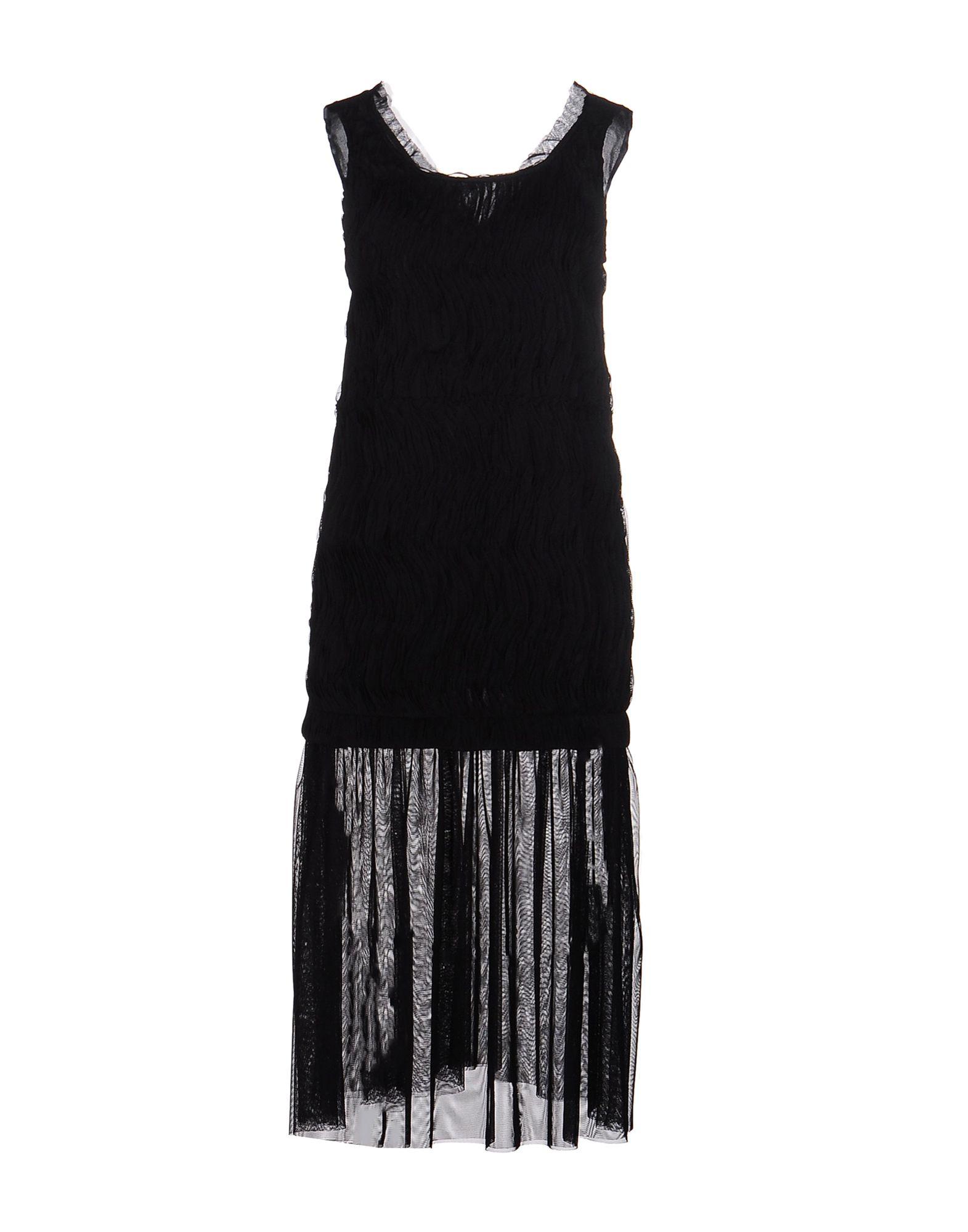 Фото ATOS ATOS LOMBARDINI Платье длиной 3/4. Купить с доставкой