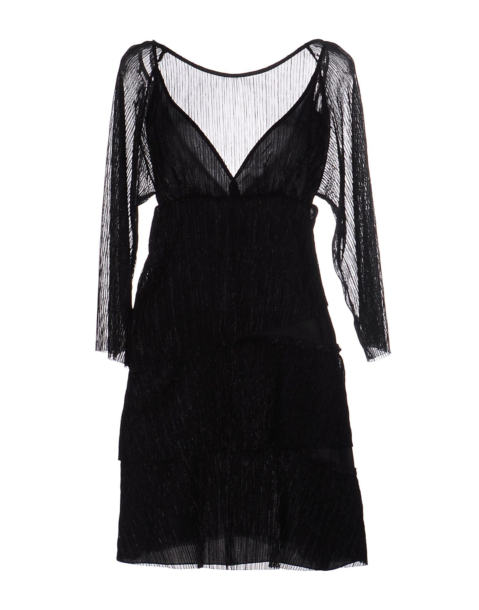 ATOS ATOS LOMBARDINI Короткое платье цена 2017