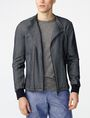 ARMANI EXCHANGE Technical Biker Jacket Jacket Man f