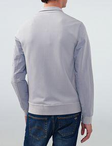 ARMANI EXCHANGE Two-Tone Nylon Baseball Jacket Jacket U r