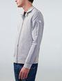 ARMANI EXCHANGE Two-Tone Nylon Baseball Jacket Jacket U d
